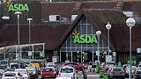 Asda sales growth slows in Christmas quarter