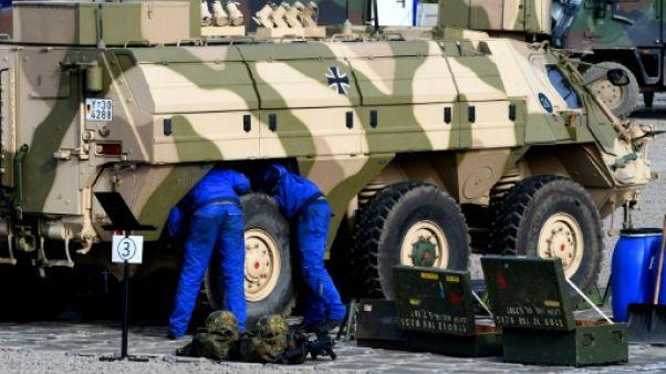Un rapport juge l'état de l'armée allemande préoccupant