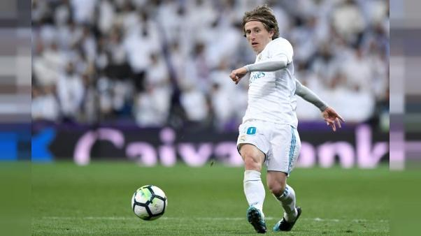 Real Madrid: Modric rejoint à son tour l'infirmerie