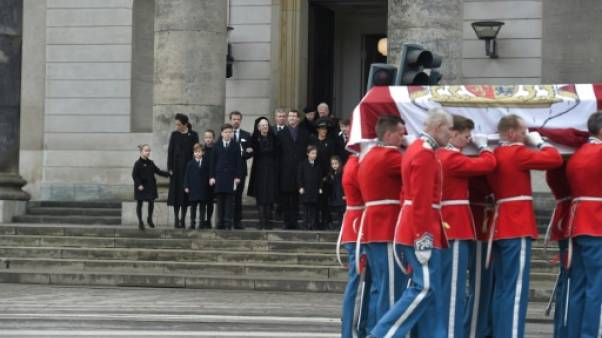 Des funérailles dans la plus stricte intimité pour le prince Henrik de Danemark