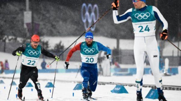 "JO-2018: les ""Poneys"" français en quête de métal olympique en ski de fond"