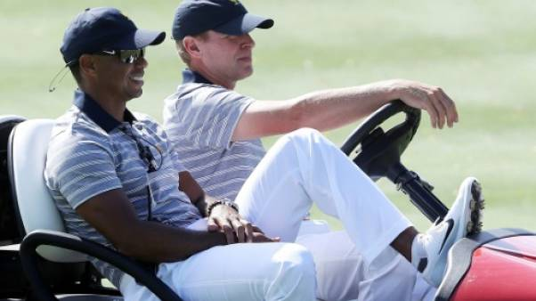 Ryder Cup: Tiger Woods et Steve Stricker nommés vice-capitaines
