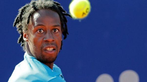 Tennis: Monfils en 8e face à Cilic à Rio