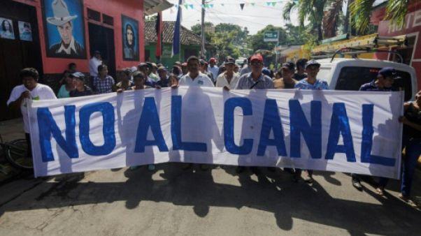 Le canal du Nicaragua, projet pharaonique évanoui dans la nature