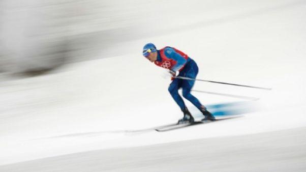 JO-2018: les sprinteurs et sprinteuses français en finale par équipes en ski de fond