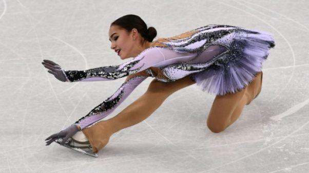 JO-2018: Zagitova brille et fait de l'ombre à Medvedeva en patinage artistique