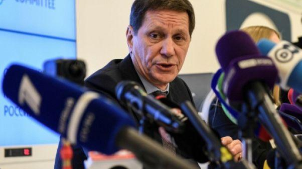 JO-2018: le Comité olympique russe a réglé l'amende de 15 M USD (source)