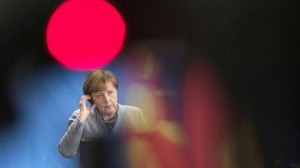 Merkel met en garde contre l'influence de la Chine dans les Balkans