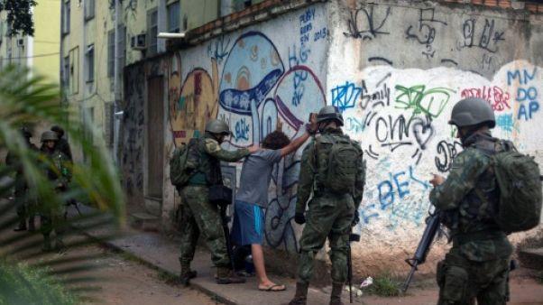 Brésil: Le Congrès a voté un décret polémique sur la sécurité à Rio