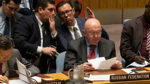 روسيا تقاوم محاولة غربية لإدانة إيران في مجلس الأمن لدورها في اليمن