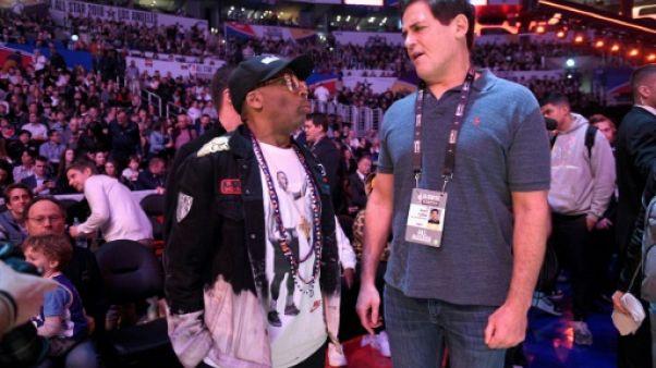 NBA: amende record pour le propriétaire des Mavs