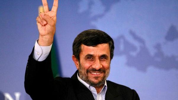 """أحمدي نجاد يدعو لانتخابات """"حرة"""" في رسالة للزعيم الأعلى الإيراني"""