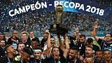 Gremio beat Independiente to take South American Supercup