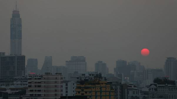 Greenpeace appeals to Thai PM to tackle air pollution 'crisis'