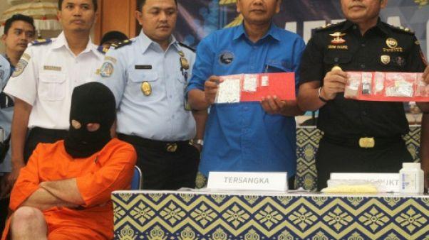 Indonésie: deux Européens arrêtés avec de la drogue à Bali