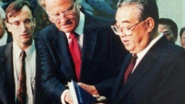 Billy Graham, l'anticommuniste viscéral qui était le bienvenu en Corée du Nord