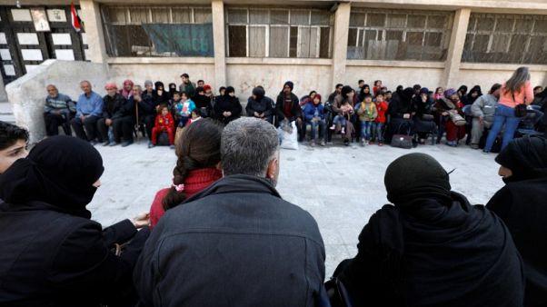 وكالة: روسيا تقول أكثر من 4000 مدني غادروا الغوطة الشرقية