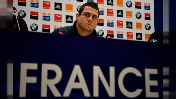 """XV de France: """"On s'est mis dans la merde tout seuls"""" estime Guirado"""