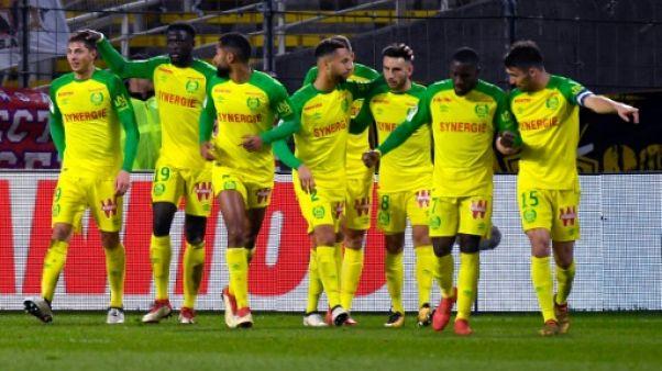 Ligue 1: Nantes/Montpellier, les invités surprises veulent s'incruster