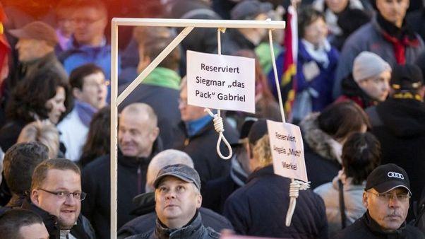 حزب ألماني يعتزم السماح لأعضائه بالمشاركة في مسيرات حركة مناهضة للإسلام