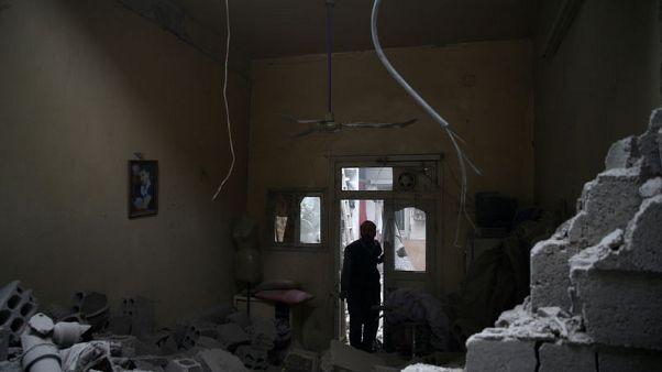 مسؤول دولي يطالب مجلس الأمن بضرورة بحث وقف لإطلاق النار بالغوطة الشرقية