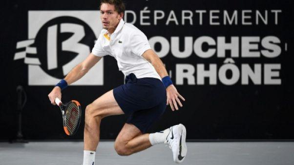 Tennis: Mahut en quarts à Marseille aux dépens de Müller