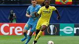 Villarreal's Semedo charged with attempted murder, robbery - court