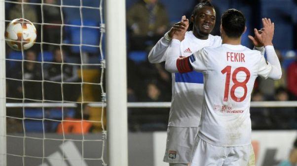 Europa League: Lyon serre les rangs à Villarreal pour accéder aux 8es
