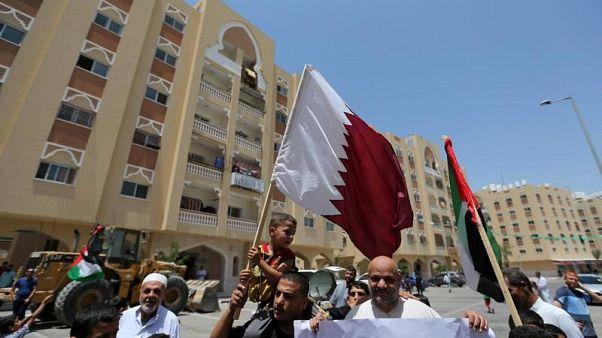 قطر تقول إن مساعدات غزة تجنب إسرائيل الحرب وتظهر أن الدوحة لا تدعم حماس