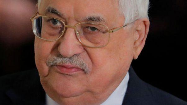 """الرئيس الفلسطيني يؤكد خضوعه لفحوص طبية ويقول النتائج """"مطمئنة"""""""