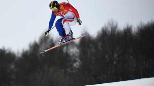JO-2018: l'équipe de France de skicross repart bredouille