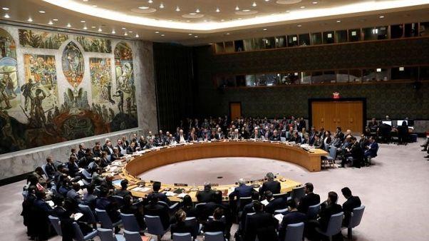 مجلس الأمن يجري تصويتا يوم الجمعة على قرار يطالب بوقف إطلاق النار بسوريا
