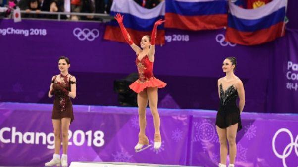 JO-2018: à 15 ans, Zagitova offre de l'or à la Russie en patinage