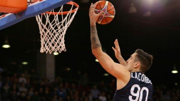 Basket: le prochain tour des qualifs du Mondial à portée de main pour la France