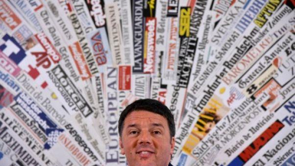 Matteo Renzi, l'homme politique que les Italiens adorent détester