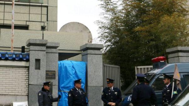 Japon: deux hommes arrêtés après des tirs sur l'ambassade de la Corée du Nord