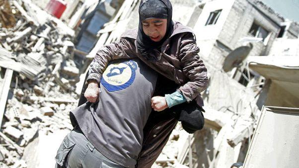 غارات جديدة تستهدف الغوطة الشرقية قبل تصويت في الأمم المتحدة