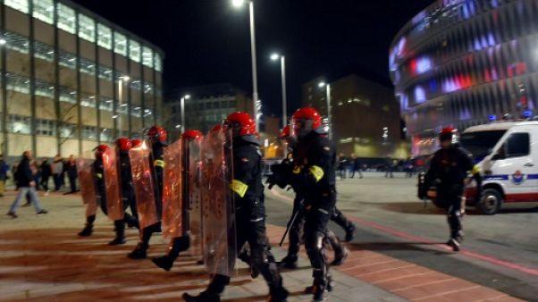 Espagne: minute de silence en Liga après la mort d'un policier à Bilbao