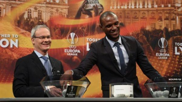 Europa League: Marseille et Lyon épargnés en 8es