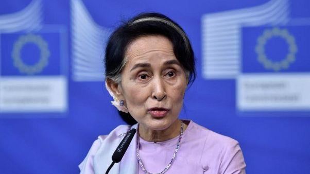 """منظمة: ميانمار تهدم قرى للروهينجا بعد حملة """"تطهير"""""""