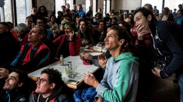 """JO-2018: dans le fief des Fourcade, l'aura de """"l'idole"""" rayonne malgré le raté final"""