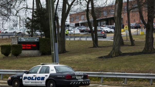 Dans un lycée du New Jersey, la sécurité pour obsession