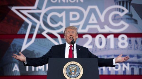 """Trump annonce de """"lourdes"""" sanctions visant la Corée du Nord"""
