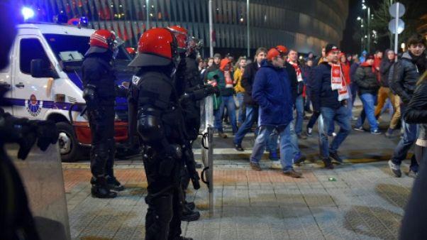 Athletic-Spartak: après les heurts, l'Espagne entre émotion et inquiétudes