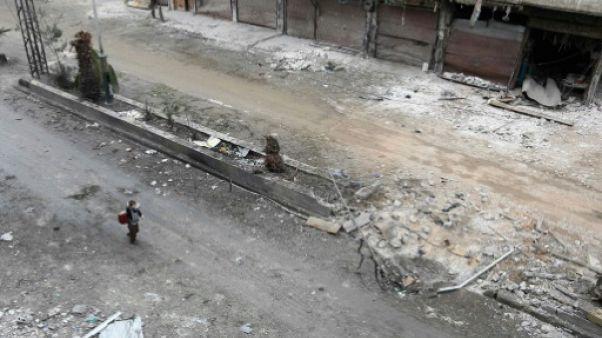 Syrie: le fief rebelle de la Ghouta sous les bombes du régime avant un vote à l'ONU