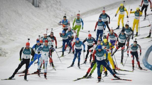 Dopage: les Tchèques boycotteront l'étape finale de la Coupe du monde de biathlon en Russie