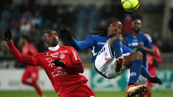 Ligue 1: Strasbourg et Montpellier s'en contenteront