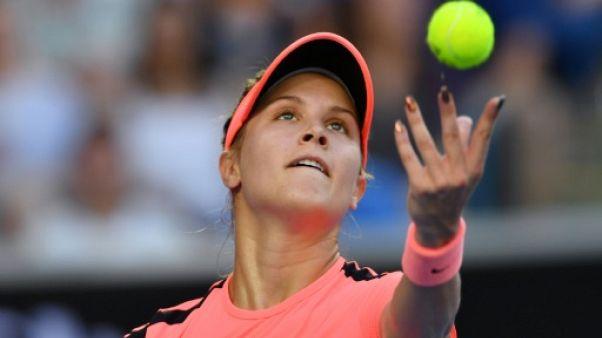Tennis: Eugénie Bouchard et la fédération américaine trouvent un accord (médias)