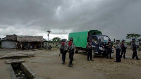Birmanie: explosion de trois bombes en Etat Rakhine (police)