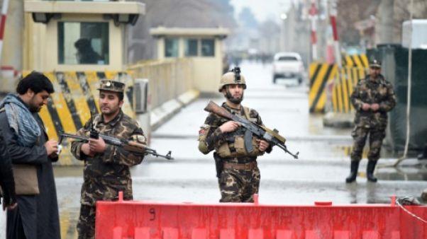 Attentats-suicides à Kaboul et dans le sud, au moins 3 morts